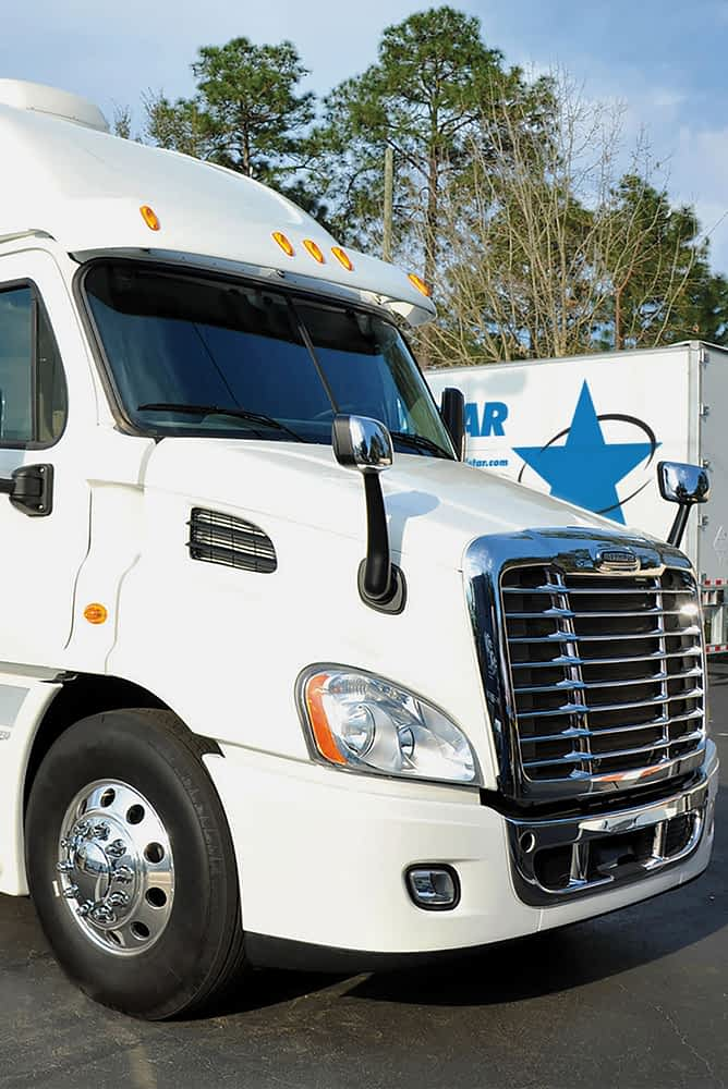 Temperature-Controlled trucking logistics