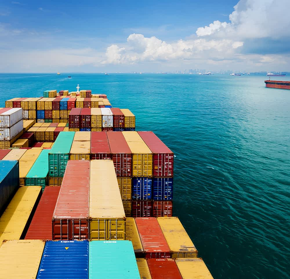 Ocean Services International shipping and logistics
