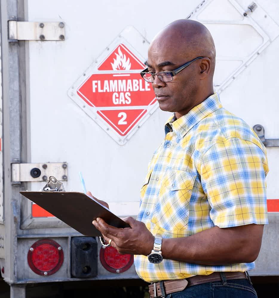 HAZMAT/Ammunition & Explosives shipping and logistics industry