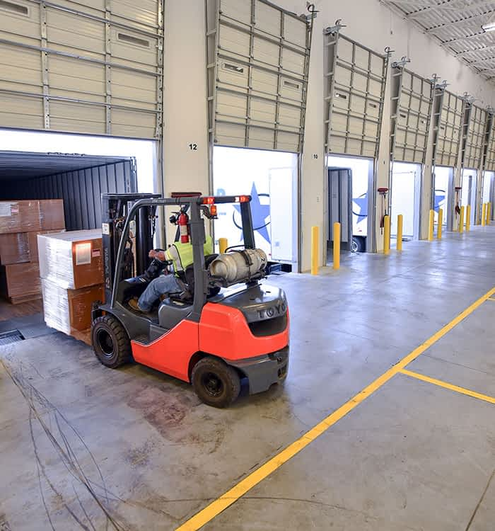 LTL Freight Transportation
